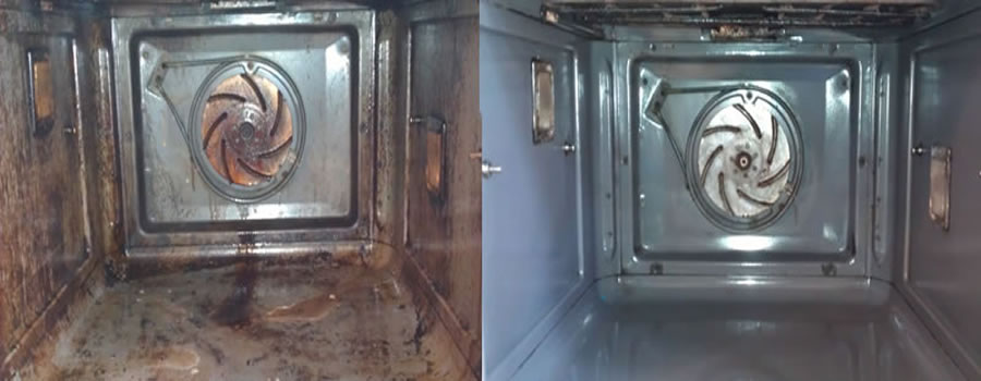 Oven Cleaning prices from £49